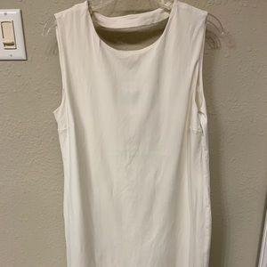 Cynthia Rowley white mini dress